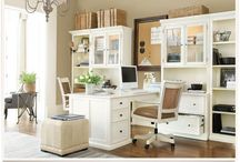 Decor - Home - Offices / by Kristin Rasmussen Barry