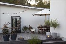 The patio / by Linda Blomqvist
