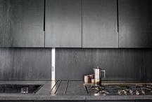 Kitchen - black / by Linda Blomqvist