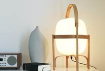 Favourite lamps / by Linda Blomqvist