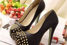 Step Out In: Heels / Cinderella is proof that a pair of shoes can change your life.  / by Jessica Diaz