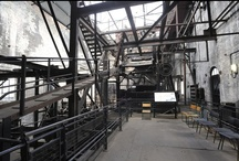 LS Industrial Locations  / Industrial locations for grungy photo shoots / by Location Scotland