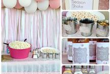 Baby Shower Ideas / by Michelle Elson