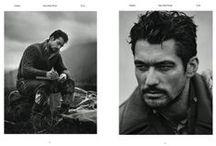 Man of the World Magazine / David Gandy, shot by John Balsom, produced by Location Scotland / by Location Scotland