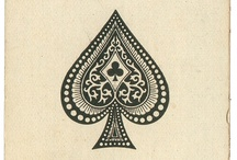 Playing with cards / playing cards, spade, deck, google / by Tanja Heikkilä