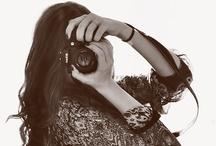 With Camera You Can / camera, shoot, nikon, canon, pentax, lens, photography, inspiration, google / by Tanja Heikkilä