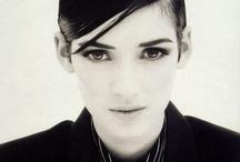 Pale and Pretty / pretty, beautiful, dark, bohemian, black, white, woman, celebrities, style, inspiration, google / by Tanja Heikkilä