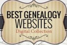FAMILY: Genealogy / This board will have charts that can be used to set up family trees or document various info regarding your family history. / by Inspired by Many...
