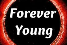 Forever Young / A serial novel set in a world where the problem of aging has been FIXED! But only the ultra rich, the One Percent, benefit: the Age Prevention Program is closed to everyone else.  E-book and paperback available on Amazon / by Claude Nougat