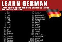 SPEAK: Wie geht es Ihnen / Learn German / by Inspired by Many...