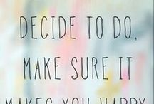 advice / by Sherri Couture