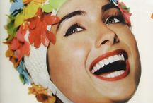 happy heads / funky headwear makes for happy heads / by Toots Jarman