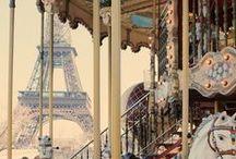 PARIS / by Julie Butler