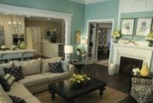 Home Decor Ideas / Furniture placement, color schemes, decor ideas... anything that catches my eye that I could use in my own home!! / by Lisa Hall