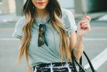 { Street Fashionista } / Defining my everyday style & things I love... / by Nuit Hdez