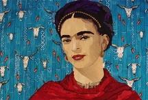 Frida / by Dorothy