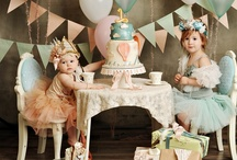 Little Ones Parties / Welcome to Little Ones Parties Community Board, where you can find inspiration for your kids' parties! / by Inês Gouveia Santos