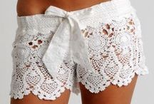 Style | Underthings / Inspiration for panty, bra, pajama, and foundation styles. / by WhisperWood Cottage