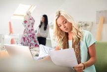 Future Blog & Business Tips / by Sandra Gustafson