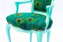 Chairs / by Lisha Byrnes