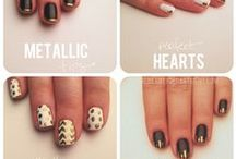 nails / by Sarah Dale