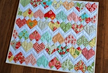 Patchwork & Quilting / by Hope's Quilt Designs