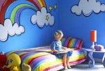 Home: Kids' Room / by Zoe Hurtado