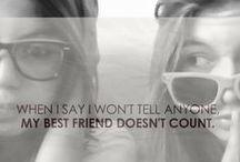 Friendship! / by Nikki Trujillo