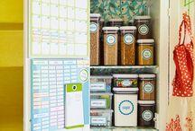 Homemaker: Organization / by Zoe Hurtado