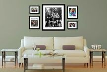 Home: Picture Wall / by Zoe Hurtado