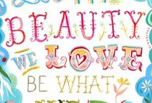 Finding laughter and motivation. / quotes, jokes, and sayings to inspire / by PB Beauty School