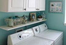 Home: Laundry / by Zoe Hurtado