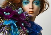 Thinking outside the box / Beauty doesn't just come in one form, we love to admire and share it all.  / by PB Beauty School