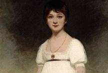 Jane Austen & the Georgian Era / by Robynne Kilborne Blake