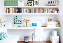 Home: Office / by Zoe Hurtado