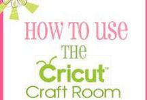 Cricut Craft Room Help / by Cricut®