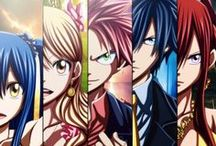 Fairy tail / by Clarise Botes