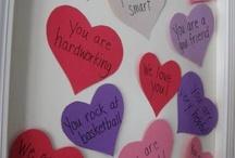 Valentine's Day / by Dana Cushing