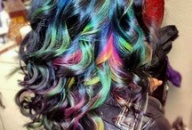 Awesome Variety of Hairstyles & Colors / Curls, Color, Boldness, Edgy, Classy and Daring!  / by Chris Stroud