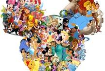 Disney  / by Nicole Gaudier
