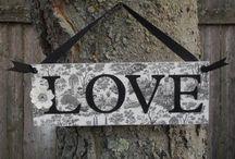Vintage Signs / Love vintage and old signs!  / by Baylee Whitlock