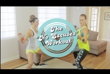 Full Body Exercises / by Angela Parker