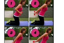 Upper Body Exercises & Workouts / by Angela Parker
