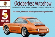 5th Annual Octoberfest Autoshow / by Lyon-Waugh Auto Group