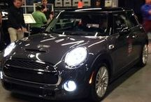 THE BLOODY ORIGINAL F56 / MINI of Peabody and MINI of Bedford's Launch Party of the third generation of MINIs; The F56. / by Lyon-Waugh Auto Group