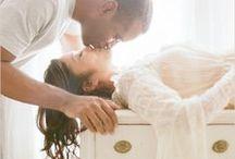 Je T'aime / the sweet romantics + gorgeous engagement shoot inspirations  / by Carmen Weddings