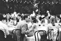 Black + White / by Carmen Weddings