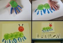{Kid Ideas} - Crafts & Entertaining / by Julie Mervich Feicht
