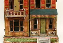 Dollshouses / by Debra Viccars