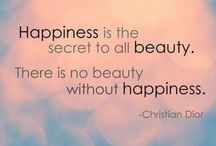 Beauty and Happiness / by Michelle R. Yagoda, M.D., P.C.